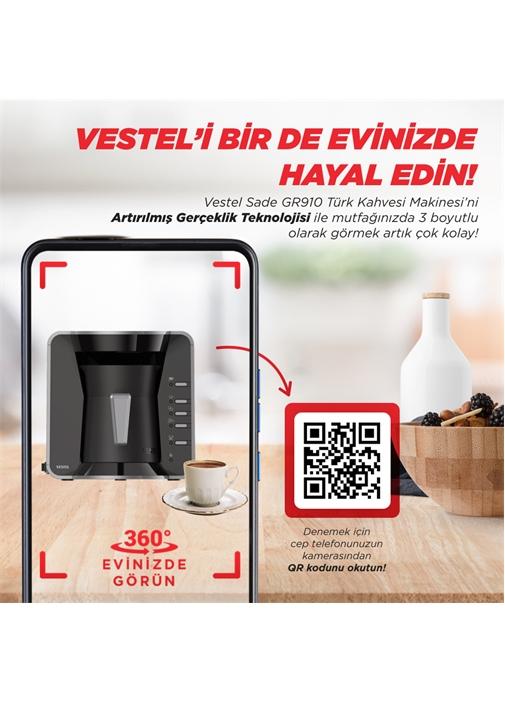 Vestel Sade GR910 Türk Kahvesi Makinesi