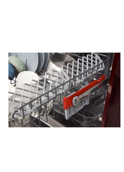 Vestel BM 5001 Retro Bordo 5 Programlı Bulaşık Makinesi