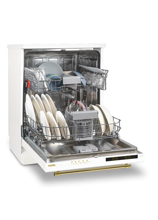 Vestel BM 5001 RB 5 Programlı Bulaşık Makinesi