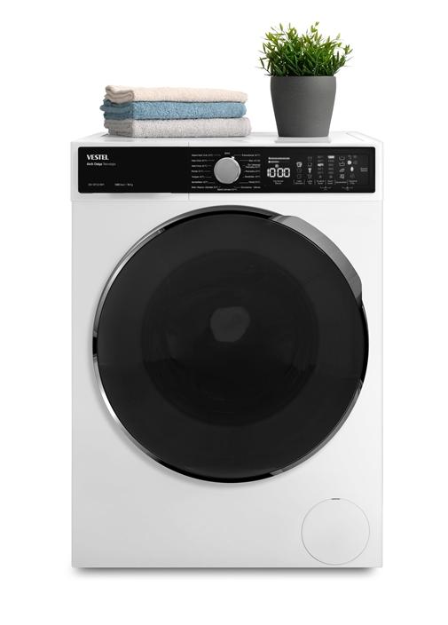 Vestel CMI 109122 WIFI 10 kg 1200 Devir Çamaşır Makinesi