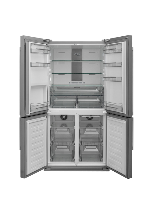 Vestel PUZZLE FD65001 EX VAKUM Gardırop Tipi Buzdolabı