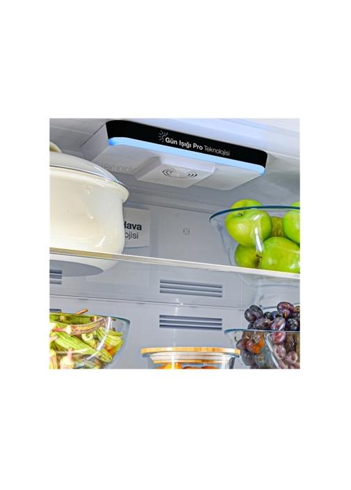 Vestel NFK60012 EX GI Pro WIFI No-Frost Buzdolabı