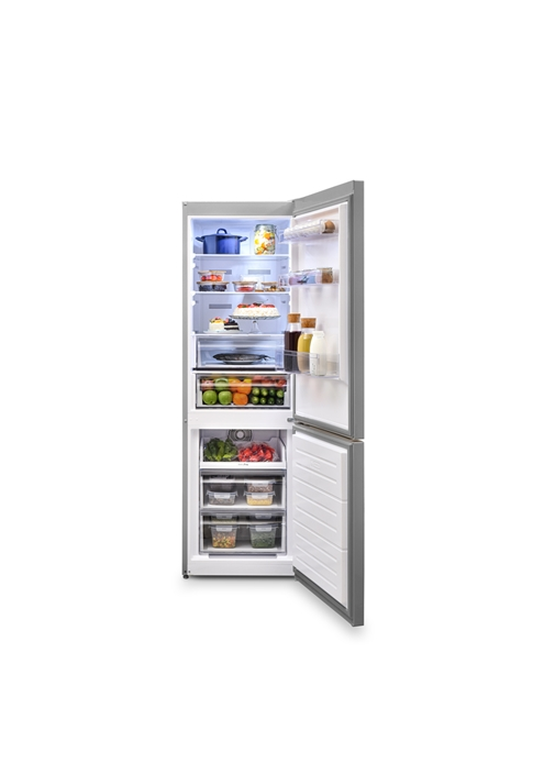Vestel NFK37001 G No-Frost Buzdolabı