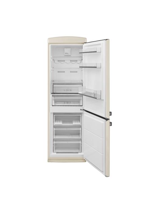 Vestel Retro NFK 37001 B EJ No-Frost Buzdolabı