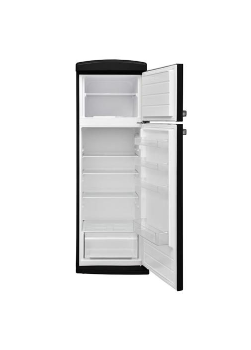 Vestel Retro SC32001 Siyah Statik Buzdolabı