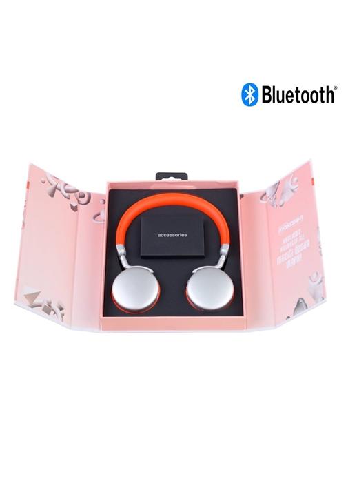 Vestel Desibel K550 Bluetooth Kulaklık Nar Cicegi