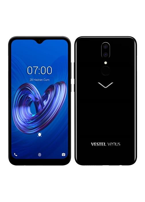 Vestel Venus V7 İnci Siyah Cep Telefonu