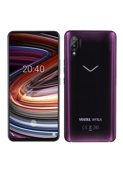 Vestel Venus Z40 Derin Mor Cep Telefonu