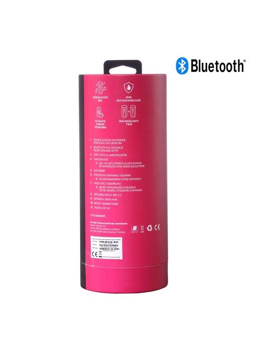 Vestel Desibel H500 Bluetooth Hoparlör Pembe
